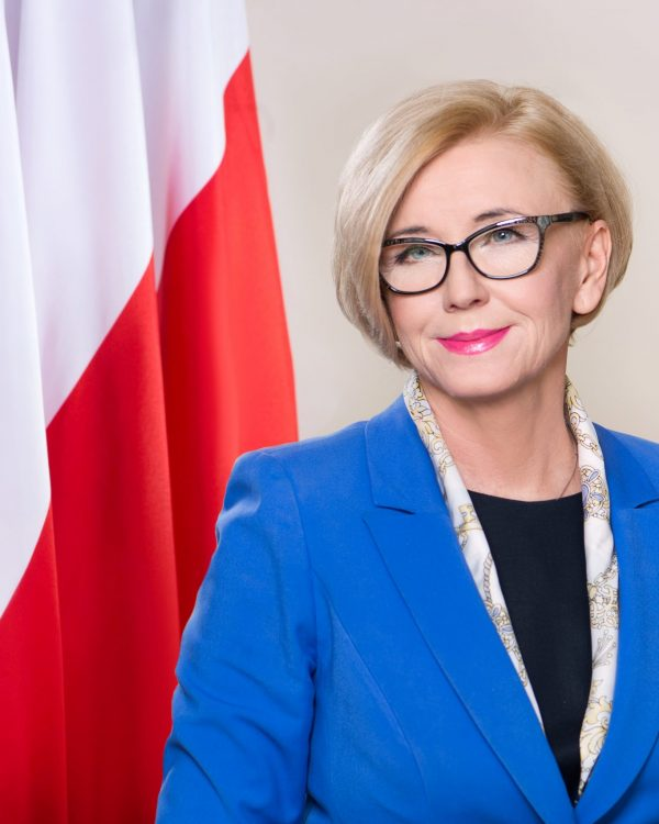 Marzenna Drab - Podsekretarz Stanu